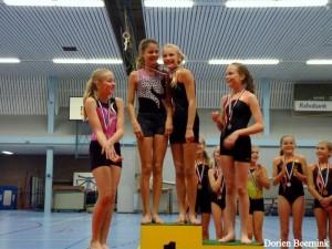 turnen-podium